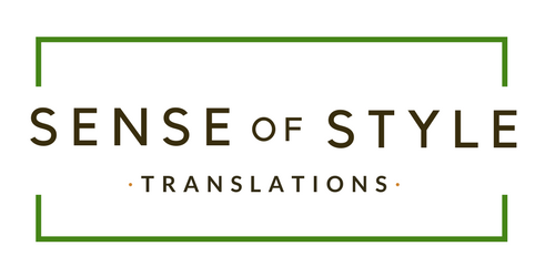 Sense of Style Translations